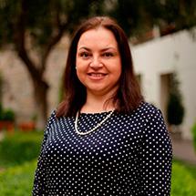 Profesora María del Carmen Arrieta